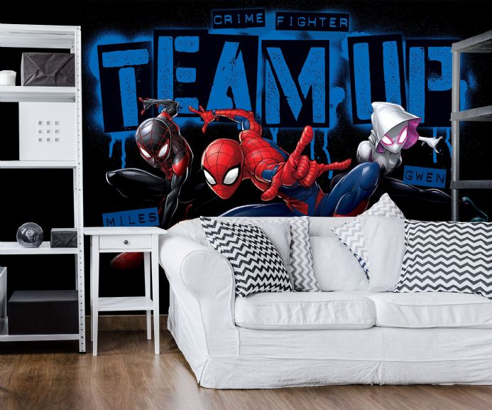 Wall mural photo wallpapers Marvel Spider-man | Homewallmurals Shop